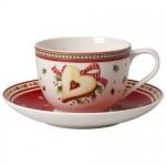 Блюдце к кофейной чашке 14 см Winter Bakery Delight Villeroy & Boch