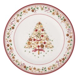 Блюдо круглое 32 см Winter Bakery Delight Villeroy & Boch