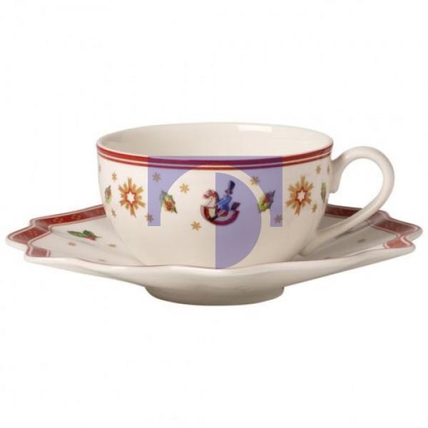 Чашка для кофе, чая 0,2 л с блюдцем Toy's Delight Villeroy & Boch