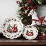 Тарелка года 24 см Annual Christmas Edition 2020 Villeroy & Boch