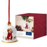 Подвеска Колокольчик года 7 см Annual Christmas Edition 2020 Villeroy & Boch