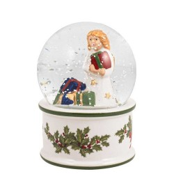 Снежный шар маленький 9 см Christmas Toys Villeroy & Boch