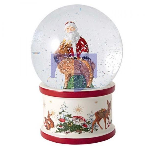 Снежный шар большой 17 см Christmas Toys Villeroy & Boch