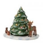 Подсвечник для чайной свечи Елка 23 см Christmas Toys Villeroy & Boch