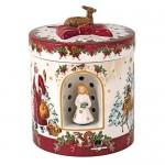 Музыкальная шкатулка - подсвечник для чайной свечи Ангел 21,5 см Christmas Toys Villeroy & Boch