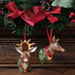 Подвеска Олень 8 см My Christmas Tree Villeroy & Boch