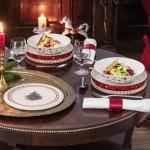 Набір посуду 7 предметів Різдвяний Toy's Delight La Boule Villeroy & Boch
