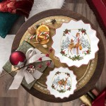 Пиала Олененок с подарками 16,5 см Toys Fantasy Villeroy & Boch