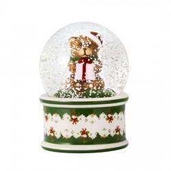 Снежный шар маленький Мишка 9 см Christmas Toys Villeroy & Boch