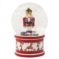 Снежный шар большой Щелкунчик 17 см Christmas Toys Villeroy & Boch