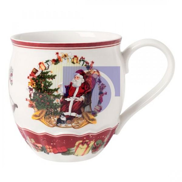 Кружка 0,39 л Санта с подарками Toys Fantasy Villeroy & Boch