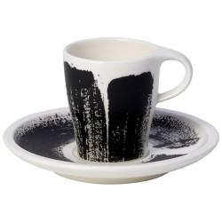 Чашка для еспресо 0,09 л з блюдцем Coffee Passion Awake Villeroy & Boch