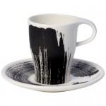 Кавова чашка 0,22 л з блюдцем Coffee Passion Awake Villeroy & Boch