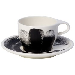 Чашка для капучино 0,26 л с блюдцем Coffee Passion Awake Villeroy & Boch