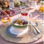 Тарелка для завтрака 21,5 см Colourful Life Winter Sky Villeroy & Boch