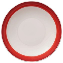 Тарелка 24 см 1,1 л  Colourful Life Deep Red  Villeroy & Boch