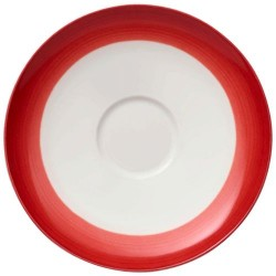 Кофейное блюдце 14 см Colourful Life Deep Red Villeroy & Boch