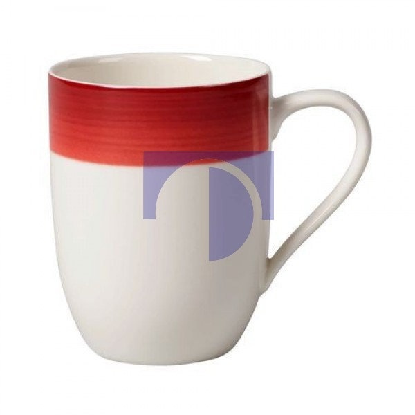 Кружка с ручкой 0,37 л Colourful Life Deep Red Villeroy & Boch