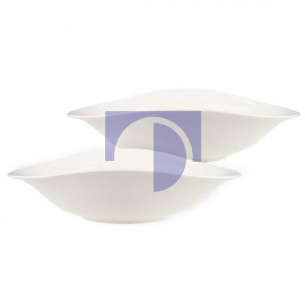 Тарелка глубокая для пасты 27x21 см, набор из 2 предметов Dune Vapiano Villeroy & Boch