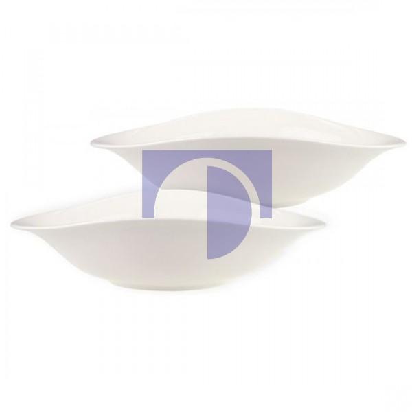 Тарелка для пасты 26x21 см, набор из 2 предметов Dune Vapiano Villeroy & Boch