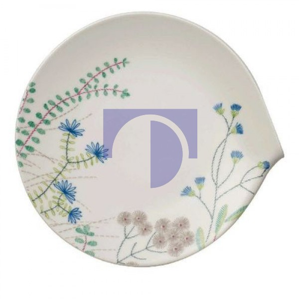 Тарелка столовая 28х27 см Flow Couture Villeroy & Boch