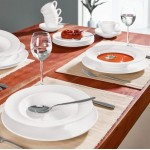 Тарелка суповая 25 см For Me Villeroy & Boch