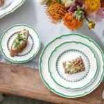 Тарелка пирожковая Green Line 17 см French Garden Villeroy & Boch