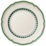 Тарелка для завтрака Green Line 21 см French Garden Villeroy & Boch
