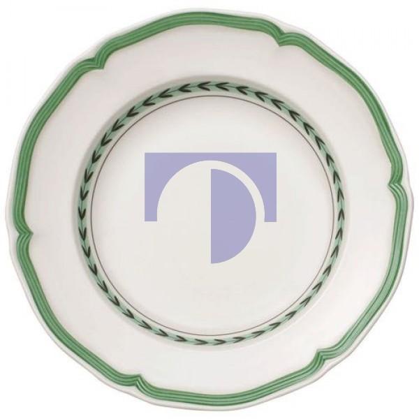 Суповая тарелка Green Line 23 см French Garden Villeroy & Boch