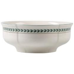 Тарелка десертная глубокая Green Line 25 см French Garden Villeroy & Boch