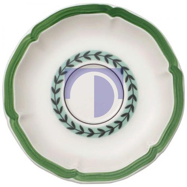 Блюдце для чашки для эспрессо Green Line 13 см French Garden Villeroy & Boch