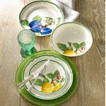 Тарелка для завтрака Lemon 21 см French Garden Modern Fruits Villeroy & Boch