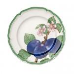 Тарелка для завтрака Plum 21 см French Garden Modern Fruits Villeroy & Boch