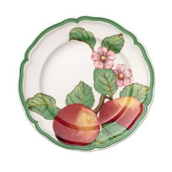 Тарілка для сніданку Apple 21 см French Garden Modern Fruits Villeroy & Boch
