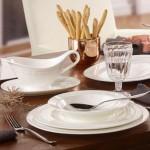 Блюдо для закусок, подставка для соусника 22 см Gray Pearl Villeroy & Boch