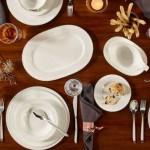 Блюдо овальное 41 см Gray Pearl Villeroy & Boch