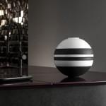 Набір посуду 7 предметів білий & чорний Iconic La Boule Villeroy & Boch