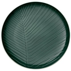 Тарелка 24 см зеленая Leaf It's my match Villeroy & Boch