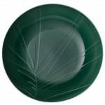 Тарелка 26 см 2 л зеленая Leaf It's my match Villeroy & Boch