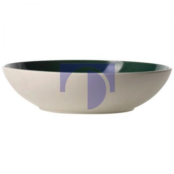 Тарелка 26 см 2 л зеленая Uni It's my match Villeroy & Boch