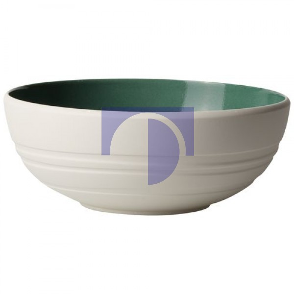 Пиала 17 см 0,85 л зеленая Leaf It's my match Villeroy & Boch