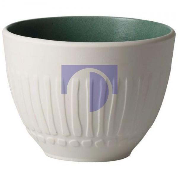 Чашка без ручки 0,45 л зеленая Blossom It's my match Villeroy & Boch