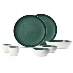 Набор из 7 предметов First Love зеленый It's my match Villeroy & Boch