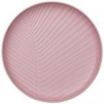 Тарелка 24 см розовая Leaf It's my match Villeroy & Boch