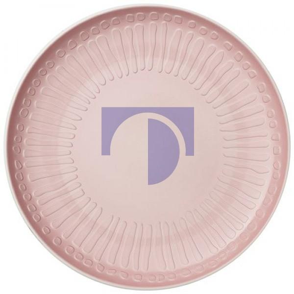 Тарелка 24 см розовая Blossom It's my match Villeroy & Boch