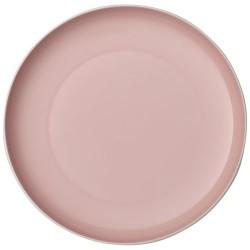 Тарелка 24 см розовая Uni It's my match Villeroy & Boch