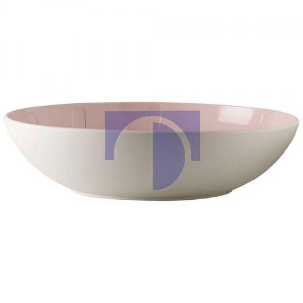 Тарелка 26 см 2 л розовая Leaf It's my match Villeroy & Boch