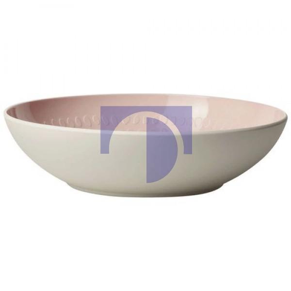 Тарелка 26 см 2 л розовая Blossom It's my match Villeroy & Boch