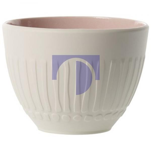 Чашка без ручки 0,45 л розовая Blossom It's my match Villeroy & Boch