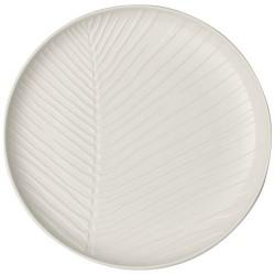 Тарілка 24 см біла Leaf It's my match Villeroy & Boch